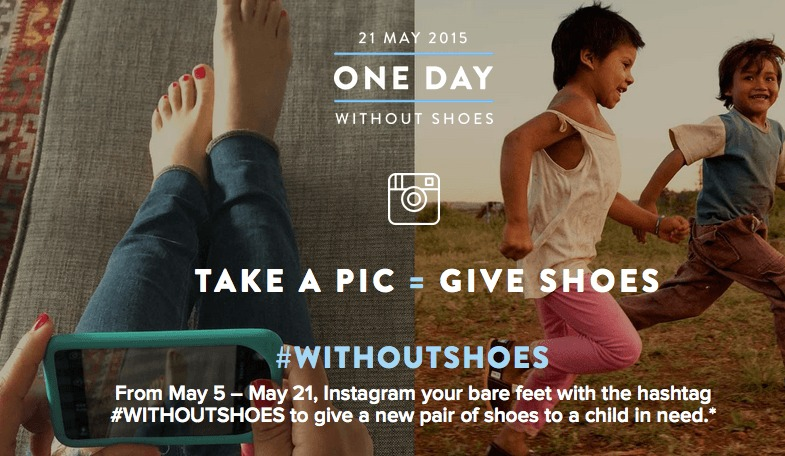toms-instagram-campaign-barefoot-no-shoes-donation