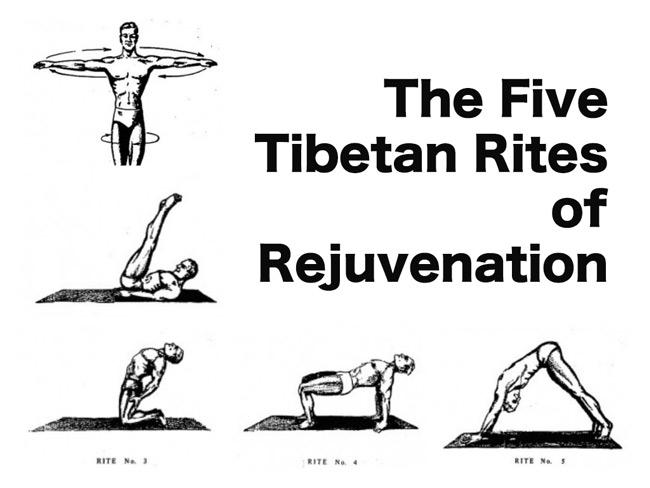 5 rites