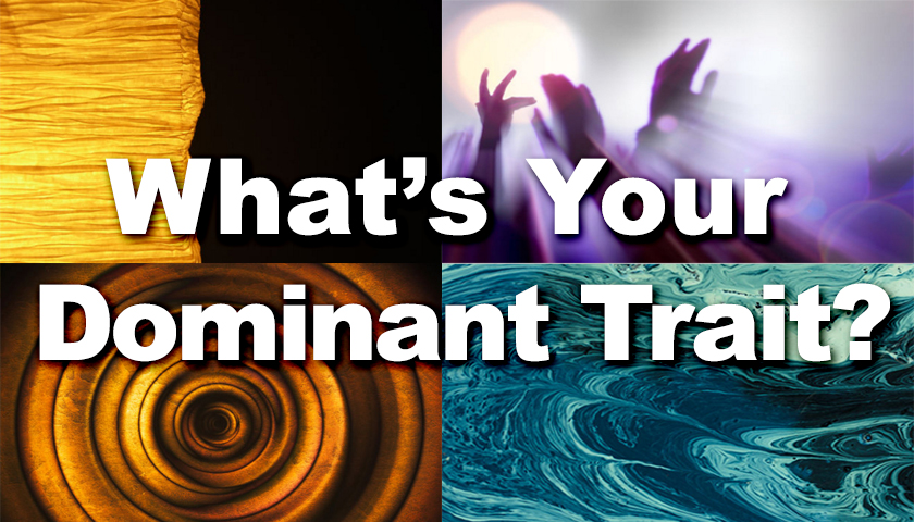 Test Yourself To Discover Your Dominant Personality Trait!