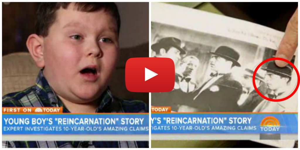 Boy Shocks Experts With Accurate Details Of Past Life As Hollywood Actor