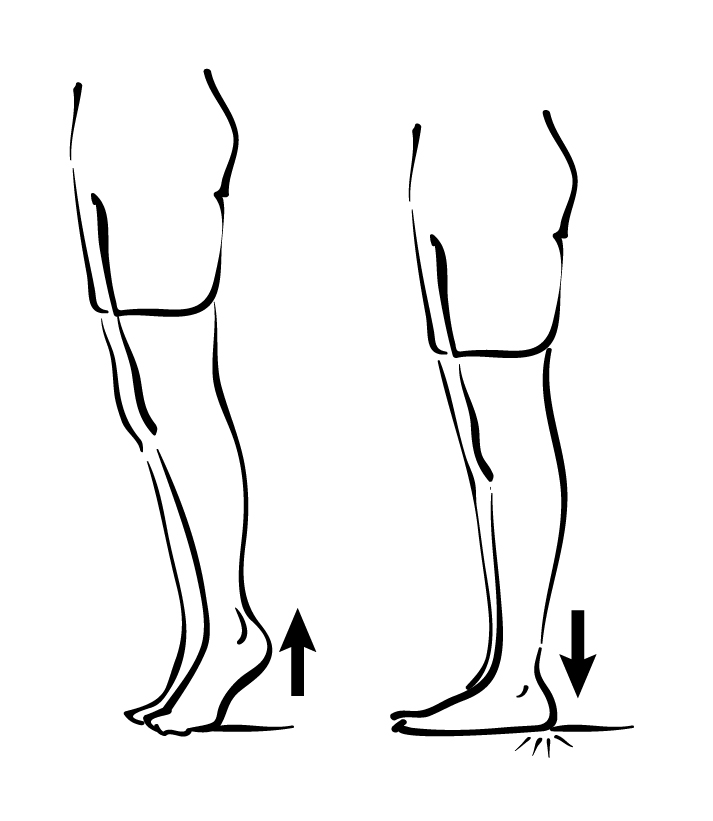 Heel To Toe Walk >> 7 Foot Exercises To Relieve Back, Hip, And Knee Pain In 20 Minutes or