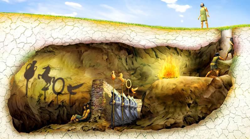 The Plato's Cave