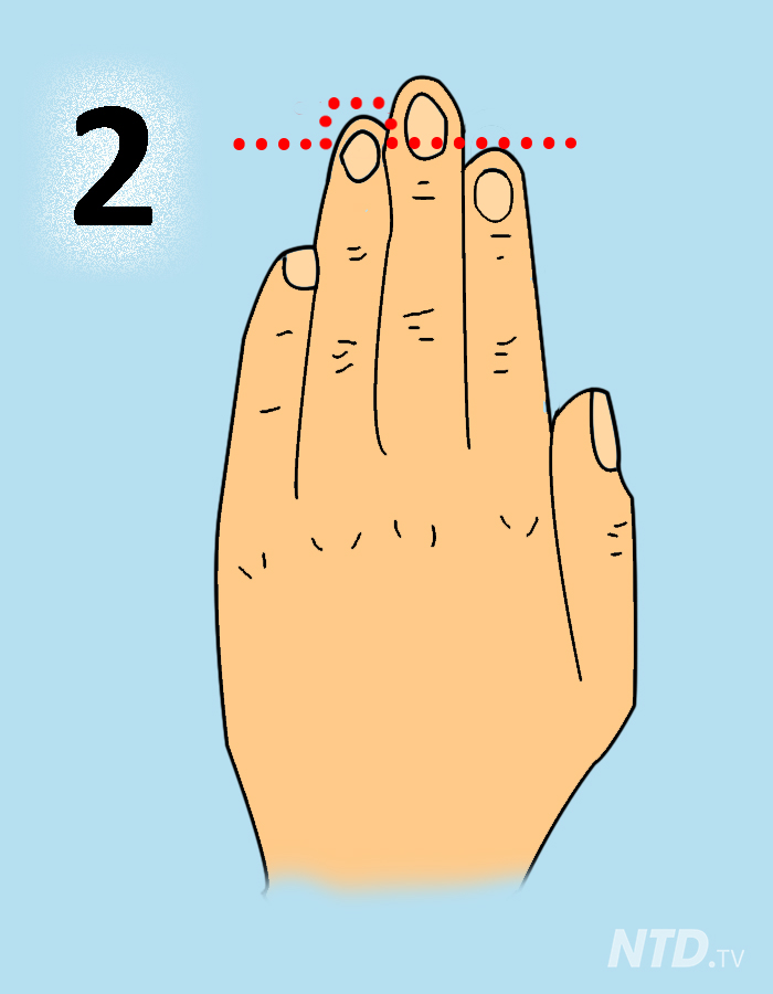 What The Length of Your Index Finger Says About Your Personality and