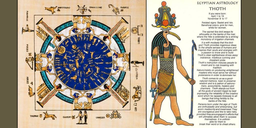 This Is Your Egyptian Zodiac Sign What Does Yours Say About You